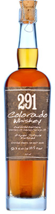Distillery 291 Aspen Stave Finished Colorado Rye Whiskey