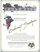 Hartwell Stags Leap District Cabernet Sauvignon 2001
