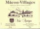 Vins Auvigue Macon Villages 2014