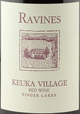 Ravines Keuka Village Red 2015
