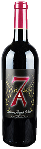 Seven Angels Cellars St. Peter of Alcantara Vineyard Zinfandel 2012