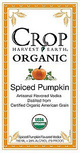 Crop Harvest Earth Organic Spiced Pumpkin Vodka