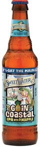 SweetWater Brewing Company Goin' Coastal IPA with Pineapple