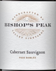 Bishop's Peak Cabernet Sauvignon 2014