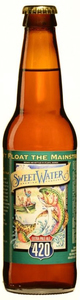 SweetWater Brewing Company Extra Pale Ale 420
