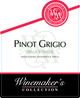 Zonin Winemakers Collection Pinot Grigio 2014