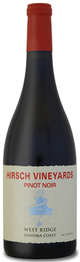 Hirsch Vineyards West Ridge Pinot Noir 2012