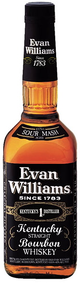 Evan Williams Black Label Kentucky Straight Bourbon Whiskey