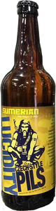Sumerian Brewing Company Lucidity Pilsner