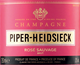 Piper Heidsieck Brut Rose Sauvage