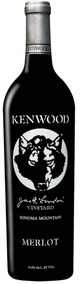 Kenwood Jack London Merlot 2012