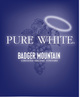 Badger Mountain Pure White 2015