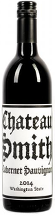 Charles Smith Chateau Smith Cabernet Sauvignon 2014