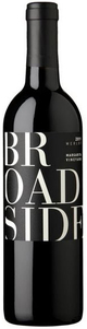Broadside Margarita Vineyard Merlot 2014