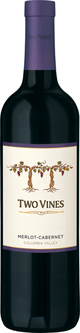 Columbia Crest Two Vines Merlot Cabernet