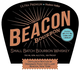 Denning's Point Distillery Beacon Small Batch Bourbon Whiskey