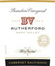 Beaulieu Vineyard Rutherford Cabernet Sauvignon 2014