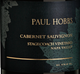 Paul Hobbs Stagecoach Vineyard Cabernet Sauvignon 2012