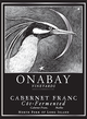 Onabay Vineyards Cot-fermented Cabernet Franc 2014