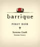 Brack Mountain Barrique Pinot Noir 2015