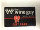 The Wine Guy Gift Card - $100