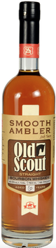 Smooth Ambler Old Scout Straight Bourbon Whiskey 6 year old