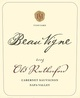 Beau Vigne Old Rutherford Cabernet Sauvignon 2014