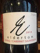 Elderton E Series Shiraz Cabernet Sauvignon 2013