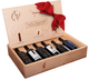 Long Shadows Vintner's 6 Pack Wood Box