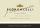 Pedroncelli Russian River Valley Pinot Noir 2015