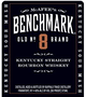 McAfee's Benchmark Old No. 8 Brand Kentucky Straight Bourbon Whiskey