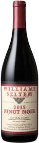 Williams Selyem Central Coast Pinot Noir