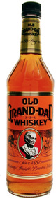 Old Grand-Dad Kentucky Straight Bourbon Whiskey 86 Proof