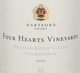 Hartford Court Four Hearts Vineyard Chardonnay 2015