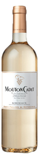 Chateau Mouton Cadet Bordeaux Blanc 2015