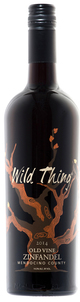 Carol Shelton Wild Thing Old Vine Zinfandel 2014