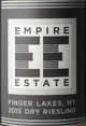 Empire Estate Dry Riesling 2015