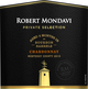 Robert Mondavi Private Selection Bourbon Barrel Aged Chardonnay 2015