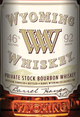 Wyoming Whiskey Store Pick Private Stock Bourbon Whiskey