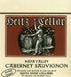 Heitz Cellar Martha's Vineyard Cabernet Sauvignon 2012