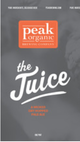 Peak Organic Brewery Company The Juice APA