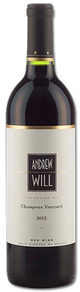 Andrew Will Champoux Vineyard Red Wine 2013