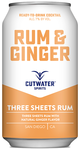 Cutwater Spirits Three Sheets Rum & Ginger