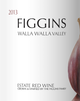 Figgins Estate Red Wine 2013