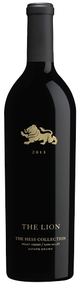 Hess The Lion Cabernet Sauvignon 2013