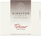 Kingston Family Vineyards Tobiano Pinot Noir 2015
