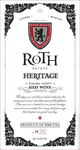 Roth Heritage Red 2014