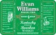 Evan Williams Green Label Bourbon