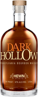 Hewn Spirits Dark Hollow Pennsylvania Bourbon Whiskey