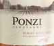 Ponzi Vineyards Pinot Noir Rosé 2016